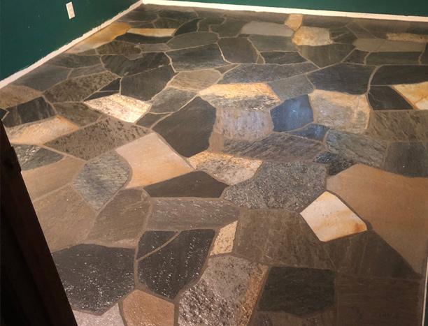 Slate masonry created in vancouver wa